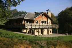 Luxe villa met sauna Ardennen