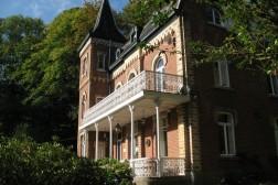 luxe villa huren