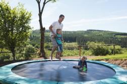 Luxe vakantievilla 21 personen met zwembad en sauna Ardennen