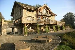 Luxe vakantievilla 23 personen met zwembad en sauna Ardennen