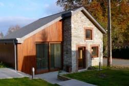 luxe villa Ardennen met zwembad 18 personen