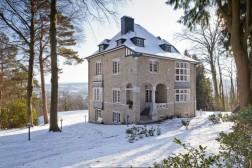 luxe villa 10 personen Ardennen