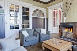 luxe villa met sauna 11 personen Ardennen