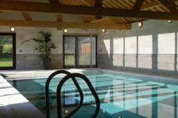 luxe vakantievilla Ardennen met zwembad 20 personen