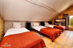 vakantievilla voor 48 personen in Ardennen