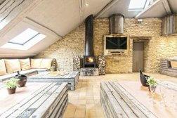 Vakantiehuis met zwembad voor 50 personen Ardennen